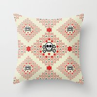 The Black Sheep 3D Throw Pillow