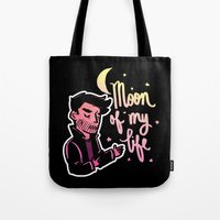 Moon of My Life Tote Bag