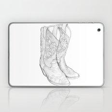 Cowboy Boots Laptop & iPad Skin