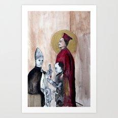 Light of Italy II Art Print