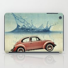 Drop in the Ocean iPad Case