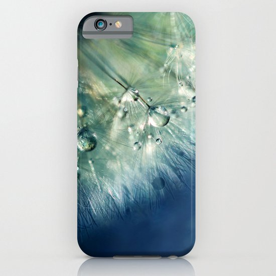 Dandelion Drama iPhone & iPod Case