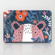 Bear Garden iPad Case