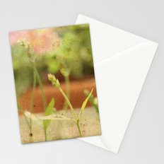 Anarchy in Planter Stationery Cards
