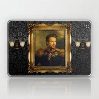 Robert Downey Jr. - replaceface Laptop & iPad Skin