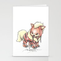 K-9 Unit Stationery Cards