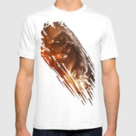 T-shirt featuring Fire With Horses by Dr. Lukas Brezak
