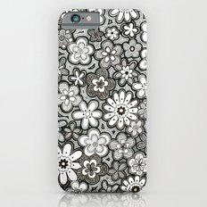 Flower Frenzy Slim Case iPhone 6s