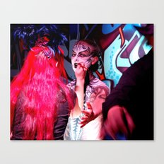 Transform Canvas Print