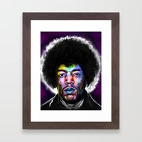 Experienced  Framed Art Print