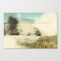 Bolivia/Peru Collaborati… Canvas Print