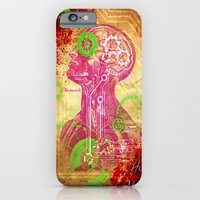 "iPhone & iPod Case featuring The ""Homo ex Machina"" concept! by Emanpris Artcore"