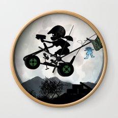 Halo Kid Wall Clock