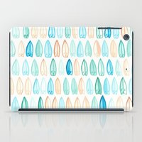 #91. DENNIS (Surfboards) iPad Case