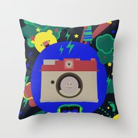 Having Too Much Fun To T… Throw Pillow