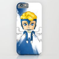 iPhone & iPod Case featuring Chibi Archangel by artwaste