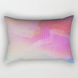 Rectangular Pillow - Glitch 09 - Seamless
