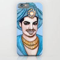 iPhone & iPod Case featuring Ali LamBaba by ArtEleanor