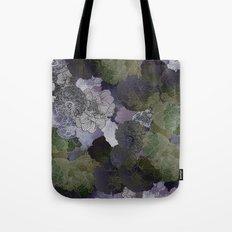 FLORAL FORREST Tote Bag