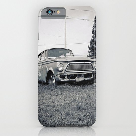 Rusty Rambler iPhone & iPod Case