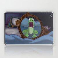 Surprised Laptop & iPad Skin