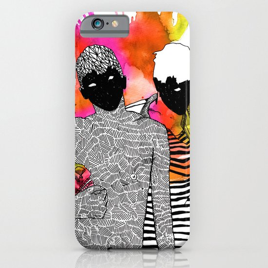 Young Liars 4 iPhone & iPod Case