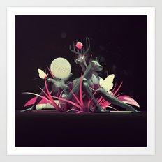 BP #2 Art Print