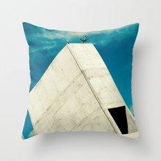 RETHINK #1 Throw Pillow