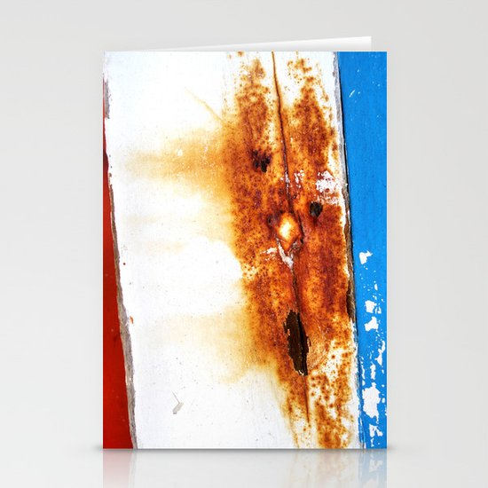 Leaned Stationery Card