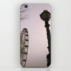 London is London iPhone & iPod Skin