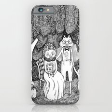 Fox Family iPhone 6s Slim Case