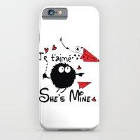 She's Mine iPhone 6 Slim Case