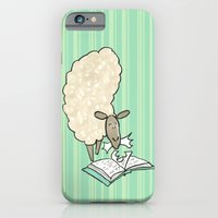 Hungry Sheep iPhone 6 Slim Case