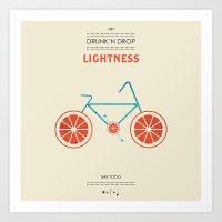 Bar Tools - Lightness Art Print
