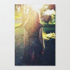Sunlit Dreams Canvas Print