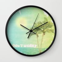 Don't Worry Wall Clock