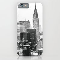 iPhone Cases featuring New York City by Vivienne Gucwa