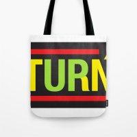 Turnup Tote Bag