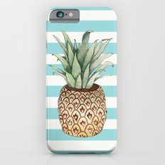 Pineapple Vase iPhone 6 Slim Case