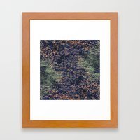 WILD WEEDS Framed Art Print
