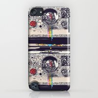 iPod Touch Cases featuring COLOR BLINDNESS by Huebucket