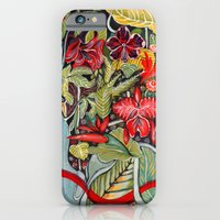 iPhone & iPod Case featuring Paradise  by Felicia Atanasiu