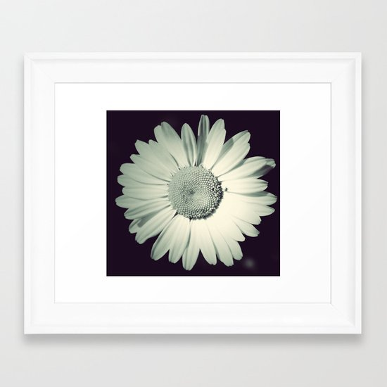 Can you see the bug? Framed Art Print