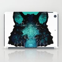 Can You Hear The Forest … iPad Case