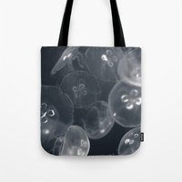 Luminous Embrace Tote Bag