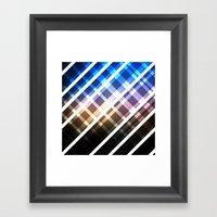 light hue Framed Art Print