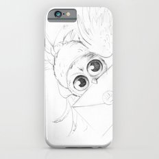 Little owl, Pigwidgeon, flying with a letter Slim Case iPhone 6s