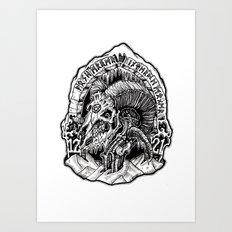 horde Art Print