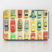 Car Park iPad Case